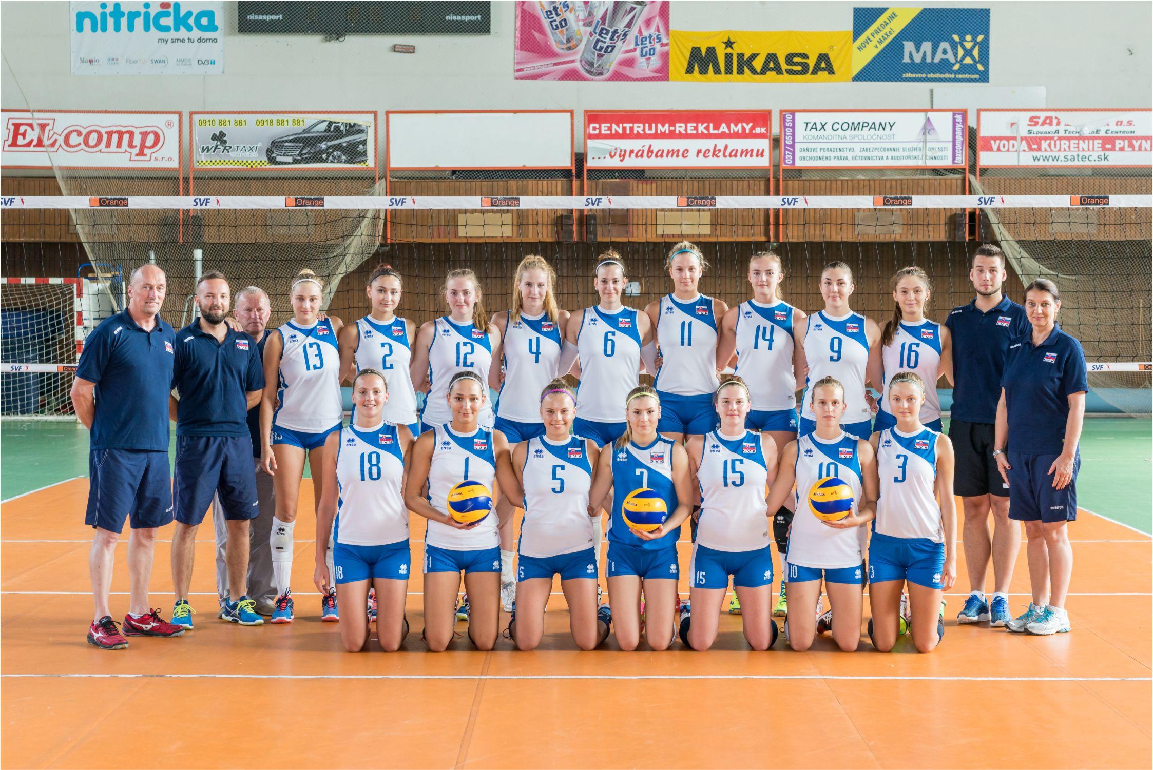 1e1bb8245 V Nitre sa uskutočnia majstrovstvá Európy ž - Kam v meste   moja Nitra